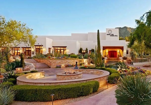 The 125-acre JW Marriott Scottsdale Camelback Inn Resort & Spa features ample outdoor space overflowing with vibrant desert plant life. The resort, which has recently been named on the 2014 Expedia Insiders' Select list, features a golf club with ...