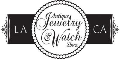 LA Antique Jewelry & Watch Show Logo. (PRNewsFoto/U.S. Antique Shows) (PRNewsFoto/U.S. ANTIQUE SHOWS)