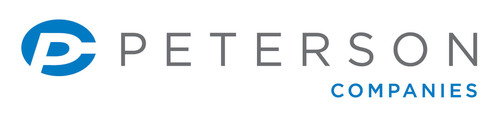 Peterson Companies logo.  (PRNewsFoto/Tanger Factory Outlet Centers, Inc.)