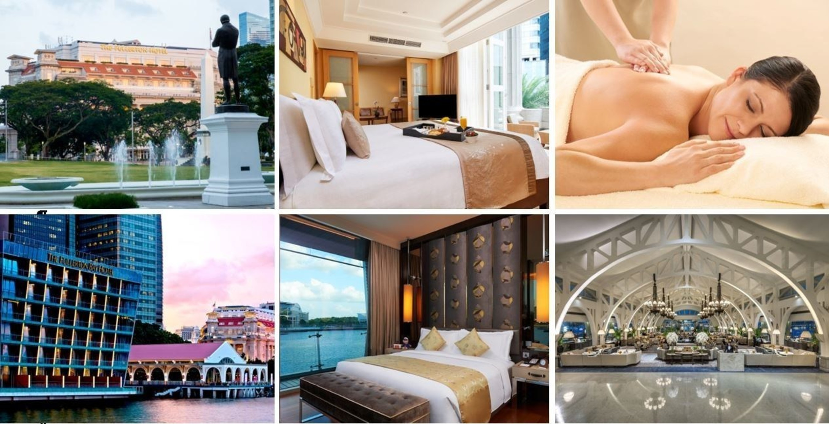 The Fullerton Hotels Launches New Global Website: www.fullertonhotels.com