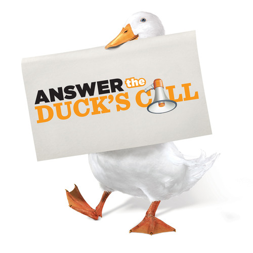 Final Call for Aflac Duck Voice Online Auditions