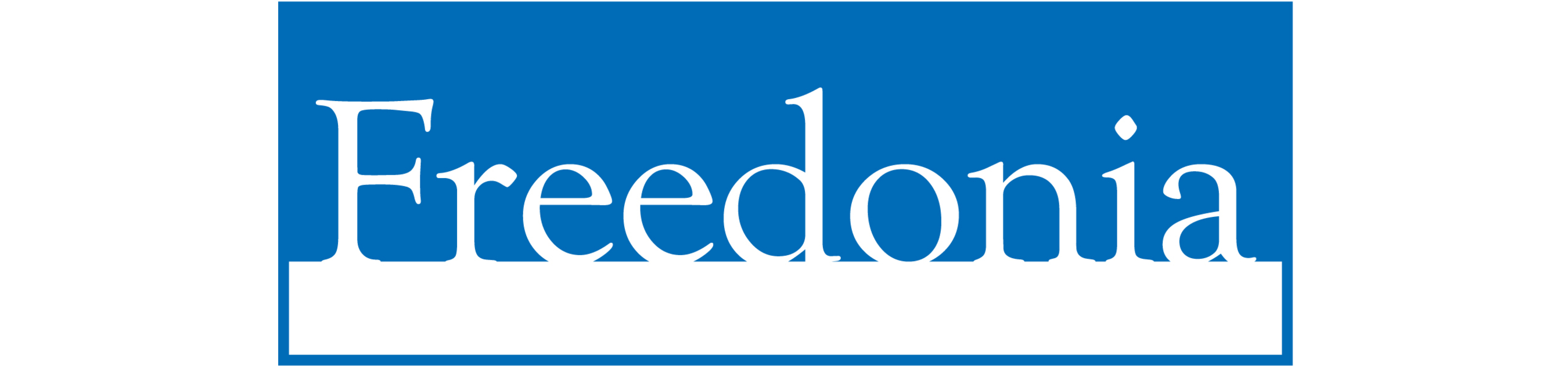 Freedonia Group logo (PRNewsFoto/The Freedonia Group)
