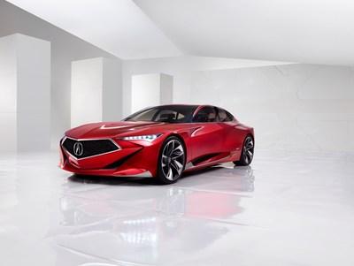 Acura Precision Concept Makes Chicago Auto Show Debut