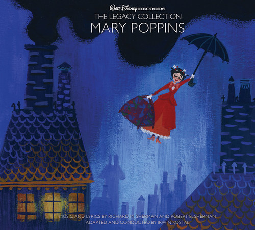 The Legacy Collection Mary Poppins (PRNewsFoto/Walt Disney Records)