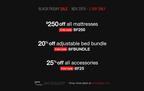 Amerisleep's Black Friday Deals on Memory Foam & Adjustable Beds Just Released.  (PRNewsFoto/Amerisleep)