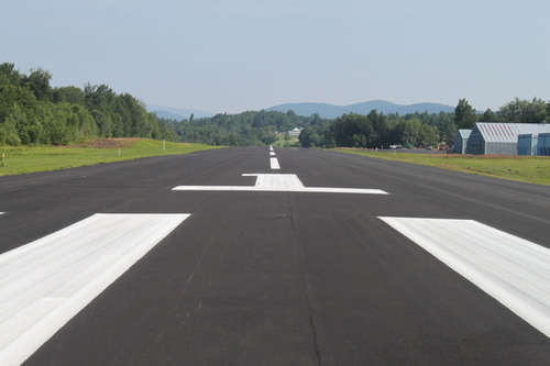 Renovated, Renamed Airport In Dover, Vt., Set To Resume Private Flights