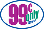 99-Cents Only Stores.  (PRNewsFoto/99 Cents Only Stores)