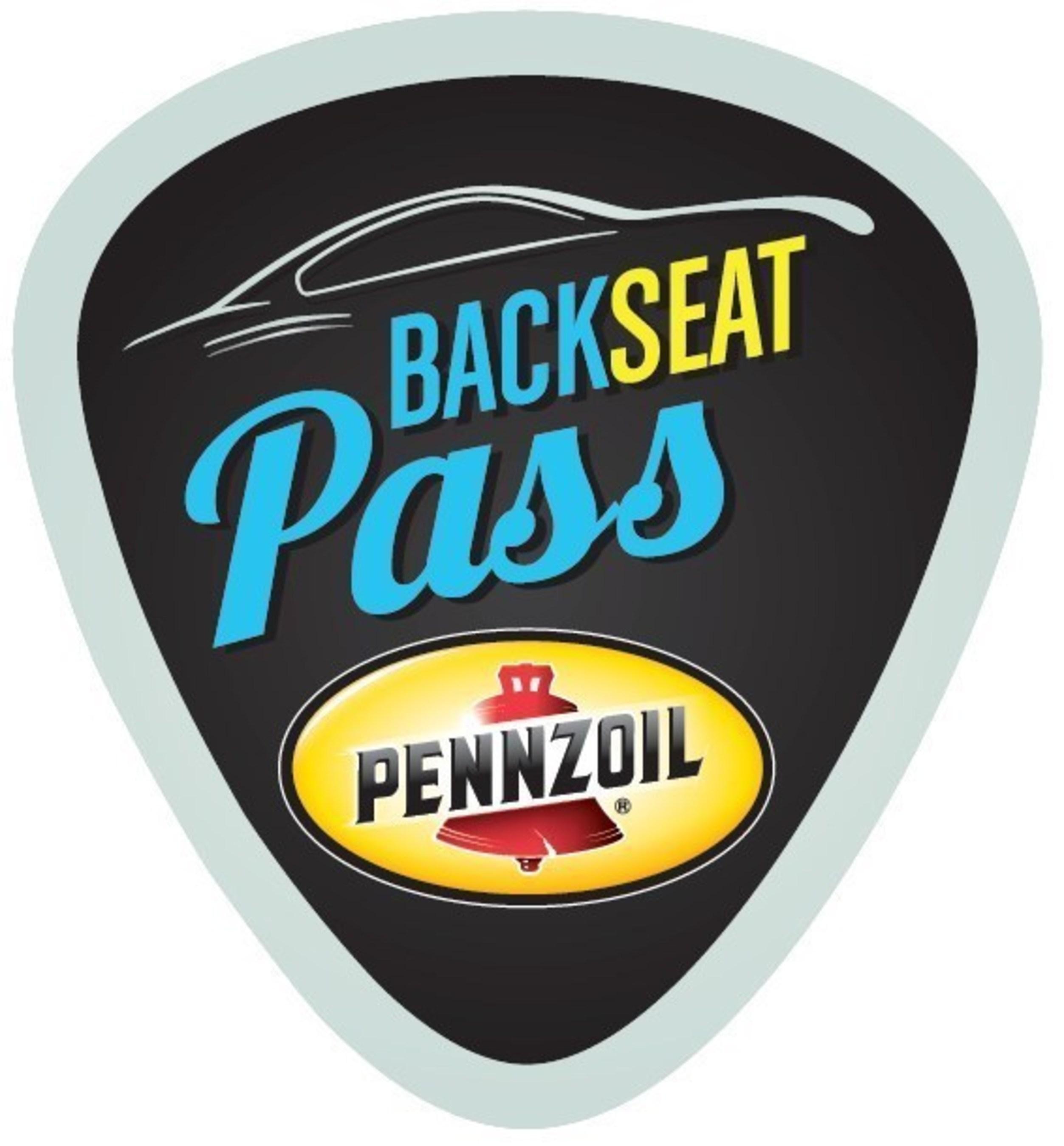Pennzoil Backseat Pass Logo