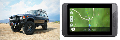 Designed specifically for the off-roading enthusiast, this OHV navigation solution delivers detailed 3D maps, over 44,000 vehicle trails and community generated tracks, improved driver safety and a superior user experience, all at an exceptional value right out of the box.