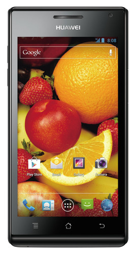 Huawei's Ascend P1 Launches in U.S.