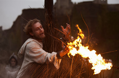 Fires of Faith's 130 reenactments, engaging interviews with international scholars and multidenominational leaders bring history to life.