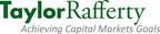 Taylor Rafferty Logo.  (PRNewsFoto/Taylor Rafferty)