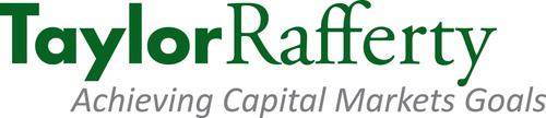 Taylor Rafferty Logo. (PRNewsFoto/Taylor Rafferty) (PRNewsFoto/TAYLOR RAFFERTY)