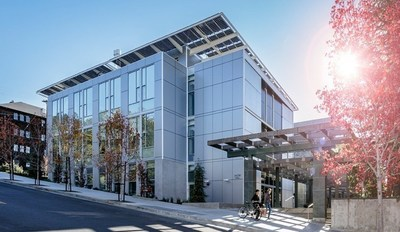 Sunpreme Bifacial PV Panels Installed at UC Berkeley's Jacobs Hall