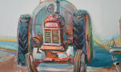 Tractors & Brews Master's of Taste Salute Roots, Vines & Grains Jeff Myers Art Exhibit Music by Biscuits 'N' Honey