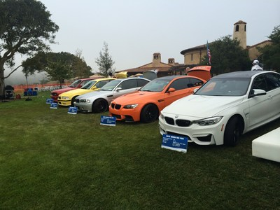 Michelin to Assemble BMW M Cars 1-6 at Monterey