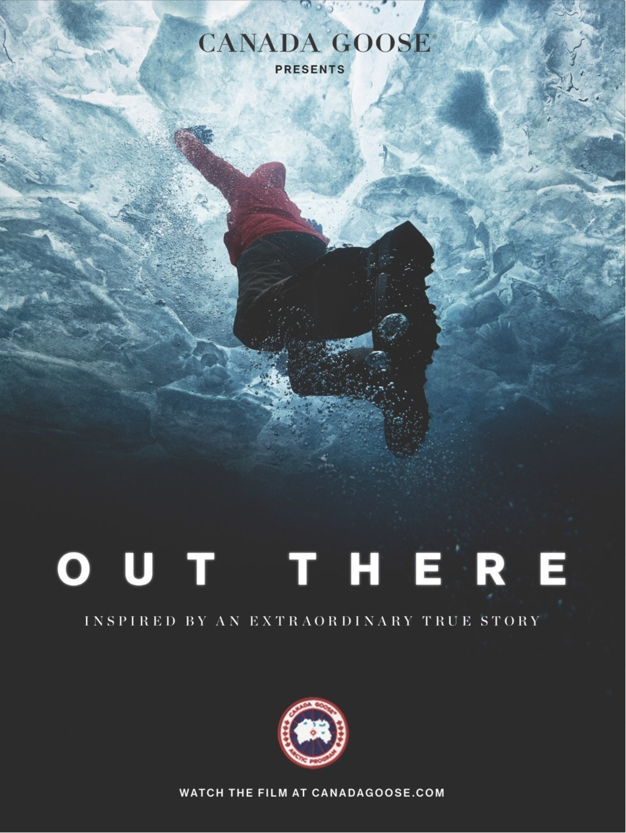 Canada Goose Releases 'OUT THERE' -- A Short Film Directed By Award-winning Filmmaker Paul Haggis