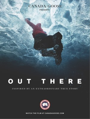 Canada Goose OUT THERE Movie Poster