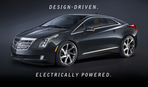 Cadillac recently announced the Cadillac ELR will communicate with the Smart Grid through OnStar-enabled solutions when it rolls off the production line.  (PRNewsFoto/Bill Jacobs Automotive Group)