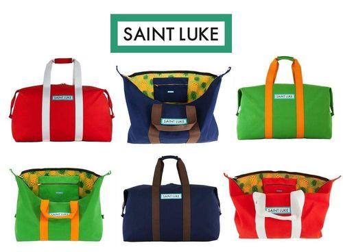 New British Travel Accessories Brand SAINT LUKE Launches Online Store (PRNewsFoto/SAINT LUKE)