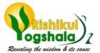 Rishikul Yogshala logo