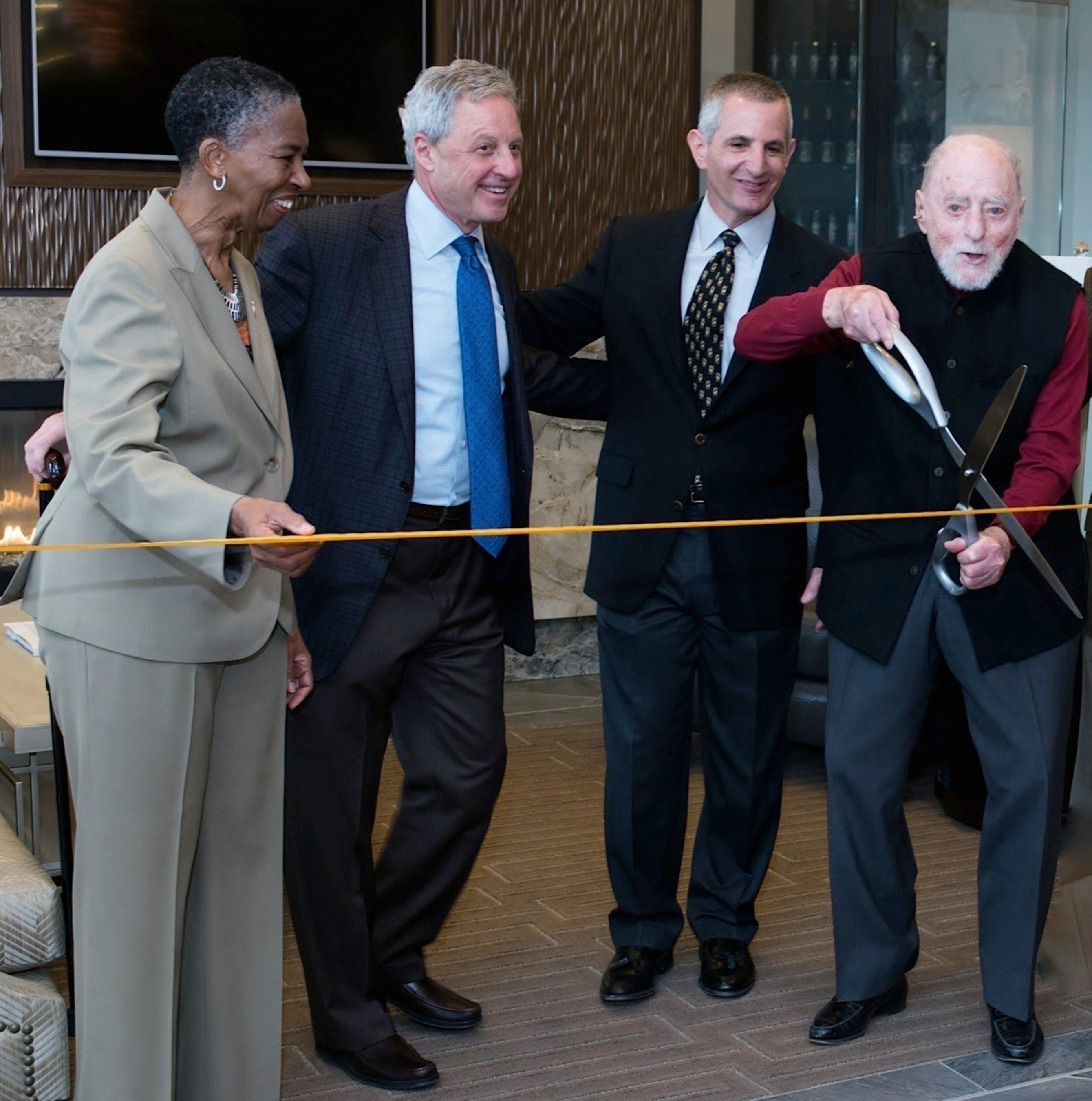 Harrison At Reston Town Center Holds Grand Opening