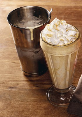 Red Robin's Spiced Pumpkin Pie Shake