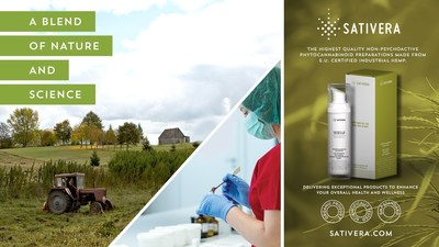 SATIVERA - A Blend of Nature and Science