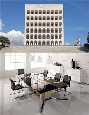 Il nuovo punto vendita di mobili per ufficio a Roma EUR di Office Planet Srl. (PRNewsFoto/Office Planet)