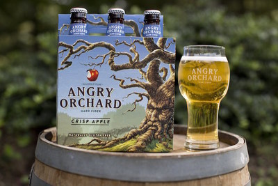 Angry Orchard Launches New Cider Glassware: The Orchard Glass