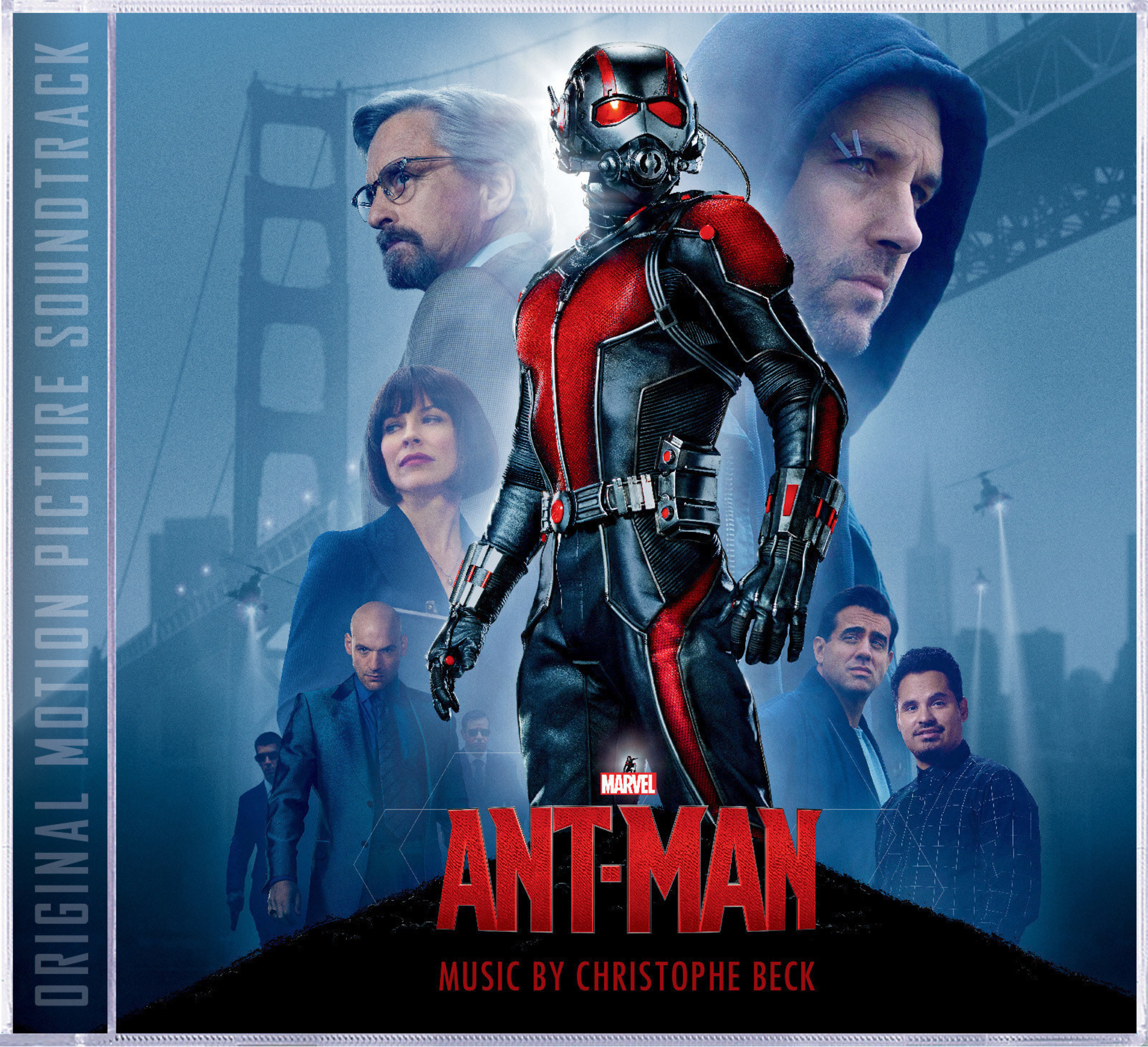 Marvel Music And Hollywood Records Present Marvel's Ant-Man Original Motion Picture Soundtrack