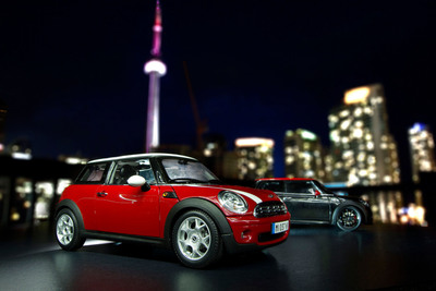 Shifting Gear: Anomaly Earns MINI Business In Canada.  (PRNewsFoto/Anomaly)