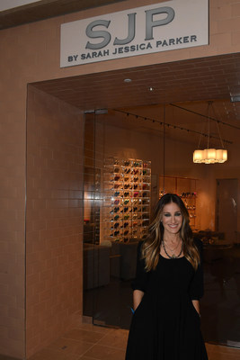 Sarah Jessica Parker debuted her first standalone boutique - SJP by Sarah Jessica Parker - at MGM National Harbor