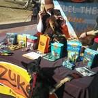 USDAA agility dogs love Zuke's healthy treats as a reward.