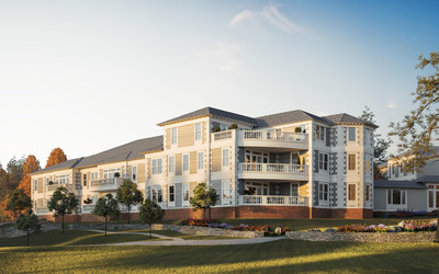 Canyon Ranch Residences at Bellefontaine in Lenox, Mass. will be comprised of 19 beautifully-appointed luxury condos.