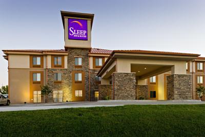 Sleep Inn Exterior