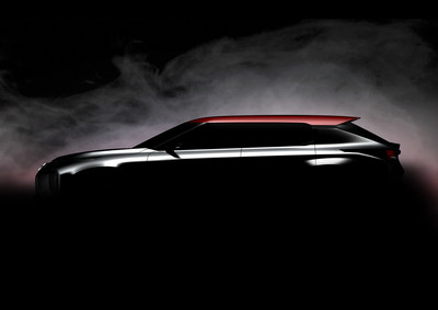 Mitsubishi Motors Ground Tourer Concept