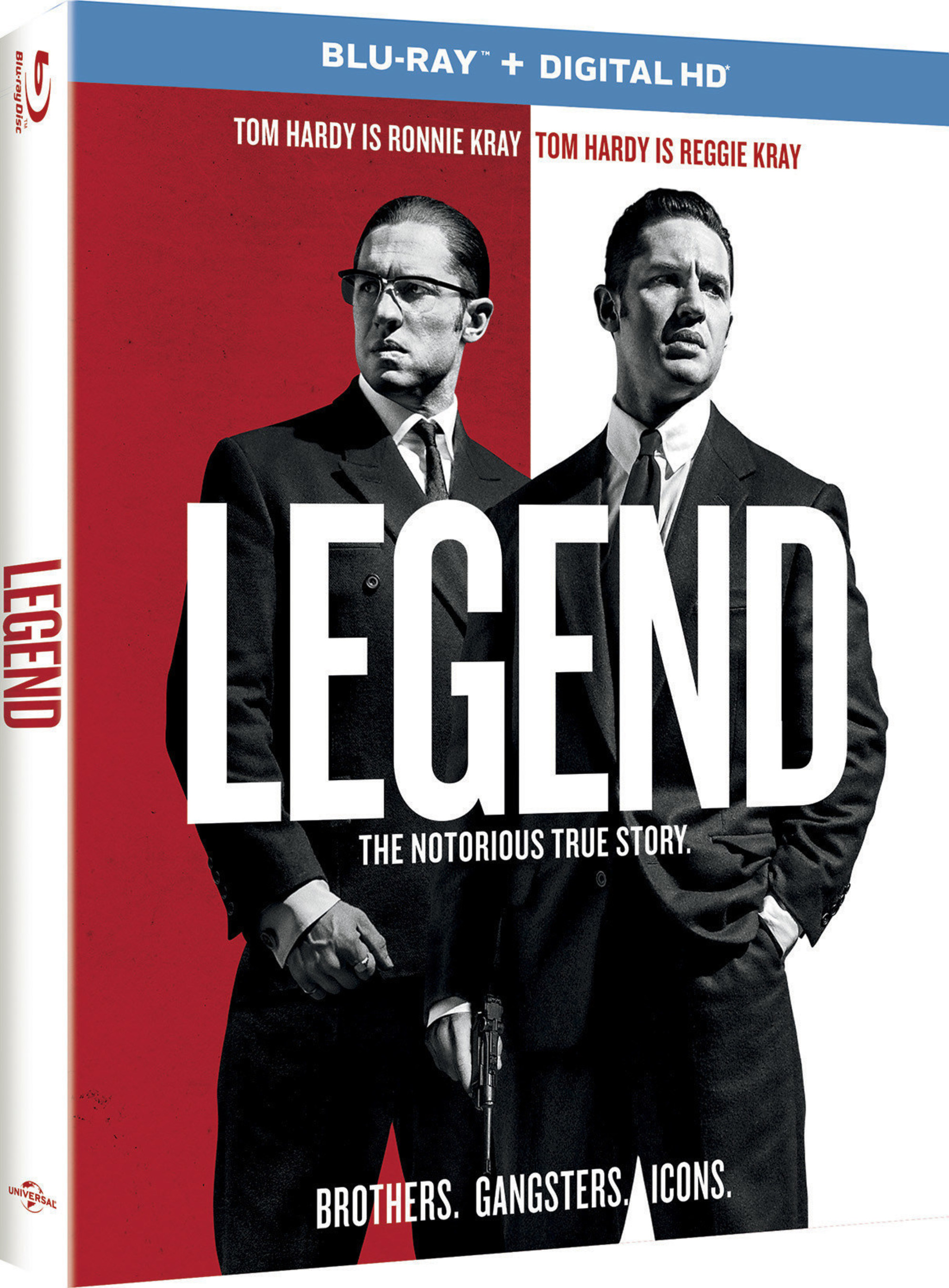 From Universal Pictures Home Entertainment: Legend