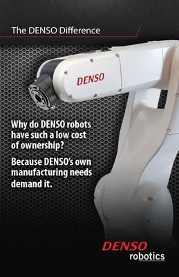 DENSO Robotics Brochure Image