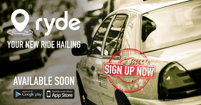 RYDE Technologies, Inc. Launches First App RYDE