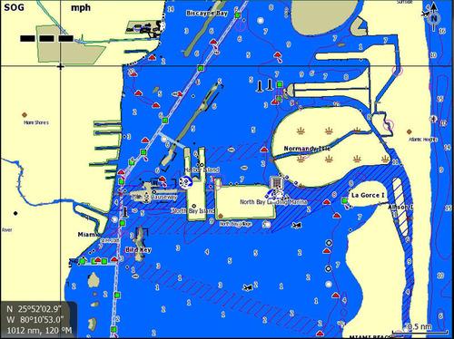 Nye Jeppesen C-MAP MAX-N Wide-kartografi nå tilgjengelig