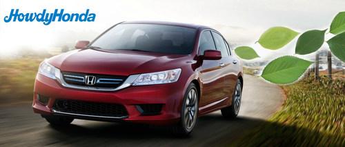 Austin honda dealer implements sustainability initiatives for Honda dealer austin