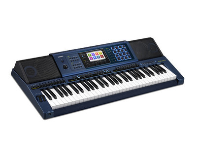 Casio Launches New Workstation Keyboards At Winter NAMM 2016