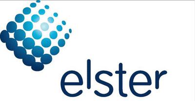 Elster logo.  (PRNewsFoto/Elster)