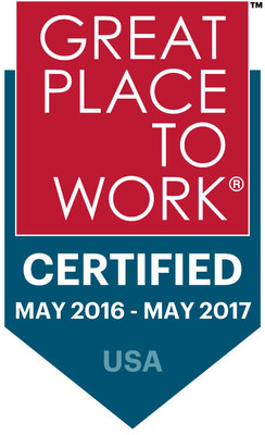 SSOE Group named great workplace by Great Place to Work(R)