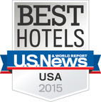 Sheraton Atlanta Hotel Ranked #10 of Best Hotels in Atlanta for U.S. News and World Report for 2015.