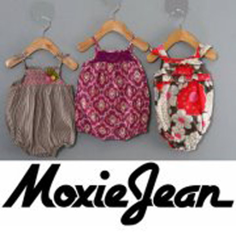 Moxie Jean is for busy moms who want to save money AND save the planet--and don't want to sacrifice style to do so.  (PRNewsFoto/Moxie Jean)