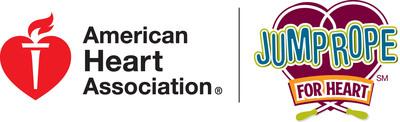 American Heart Association Jump Rope for Heart.  (PRNewsFoto/Murphy-Brown)