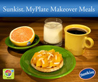 "SUNKIST LAUNCHES ""MEAL MAKEOVER"" INITIATIVE.  (PRNewsFoto/Sunkist Growers)"