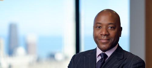 Lyndon Taylor, Partner - Global Financial Services Practice - Heidrick & Struggles. (PRNewsFoto/Heidrick & ...
